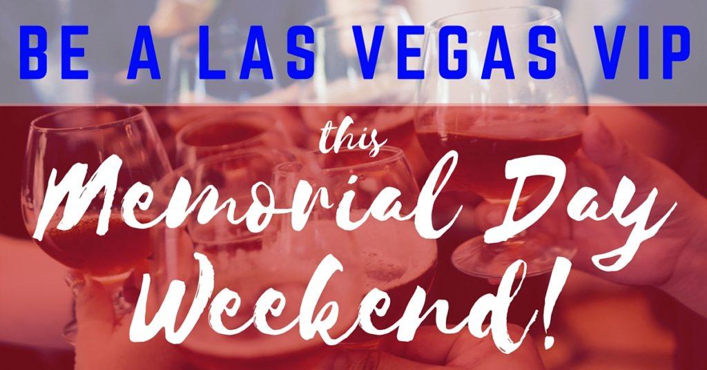 Memeorial Weekend- event planning